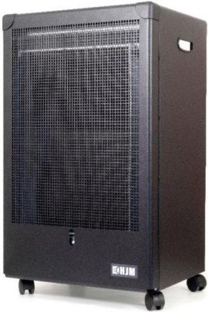 Estufa de gas hjm ga-4200 llama azul