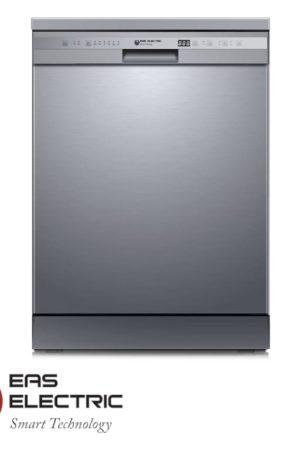 Lavavajillas eas electric emd122x-vi 60cm inox
